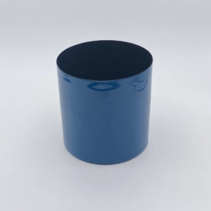 Topf Blau mittel