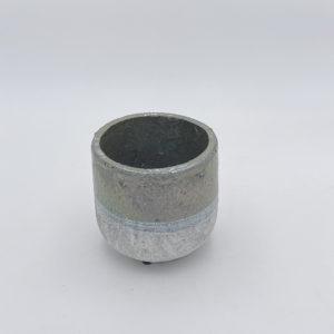 Topf Stone grün klein