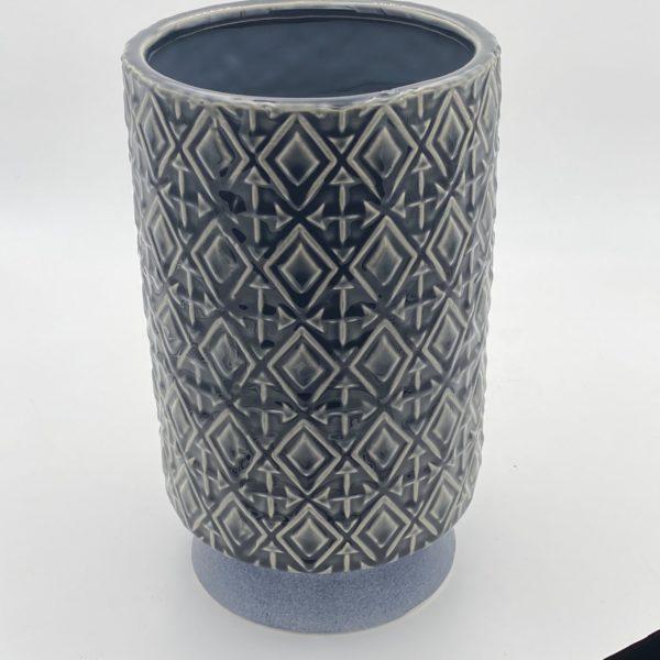 Vase Geo groß